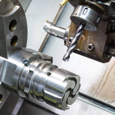 CNC Turn-Milling